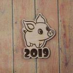 Игрушка свинка №1