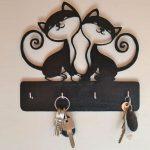 Ключница с котятами