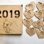 Коробочка 2019 с Валентинками