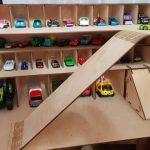 Парковка многоуровневая – 36 см