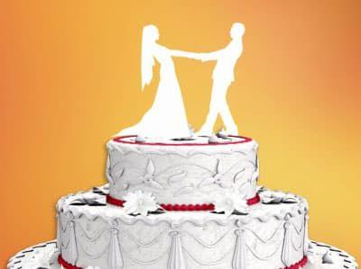 Топпер — Жених и невеста (2)