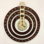 вечный календарь – часы