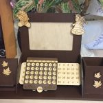 Вечный календарь – органайзер с рамкой для фото