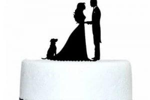Топпер — Жених и невеста (с собачкой)_5d98dda21950c.jpeg